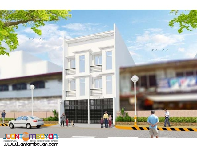 PH359 House and Lot in Makati City