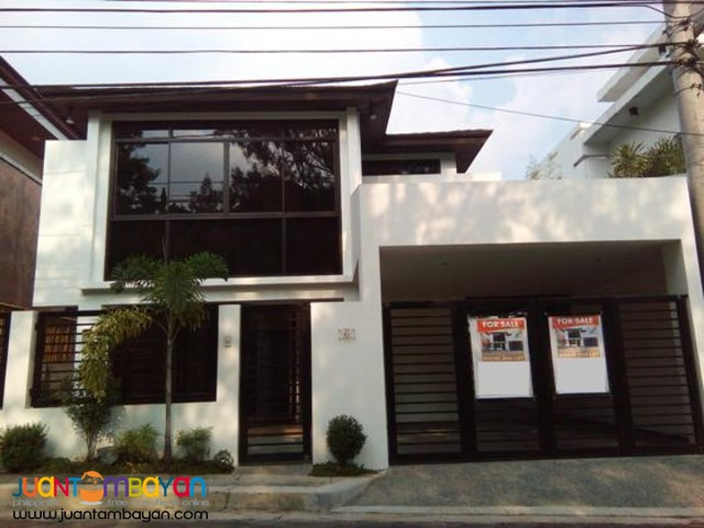 PH273 Batasan House and Lot for Sale