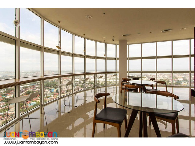 Penthouse at CALYX RESIDENCES in Ayala Business Park
