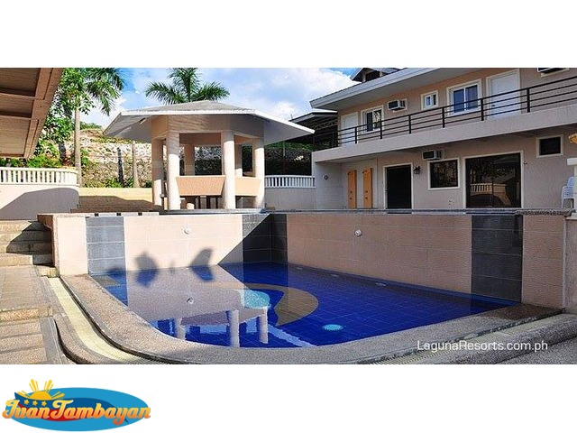 Balai ni Mamay Garetta side Resort For Rent in Pansol Calamba Laguna
