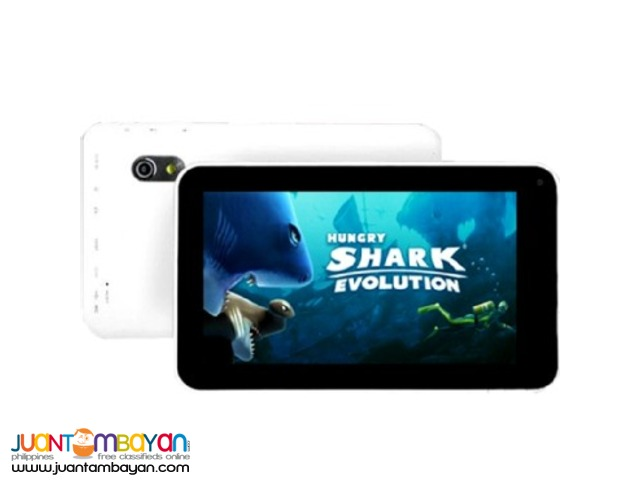 Hybrid v7 Dualcore Android 4.2 TabPC with HDMI and Flash