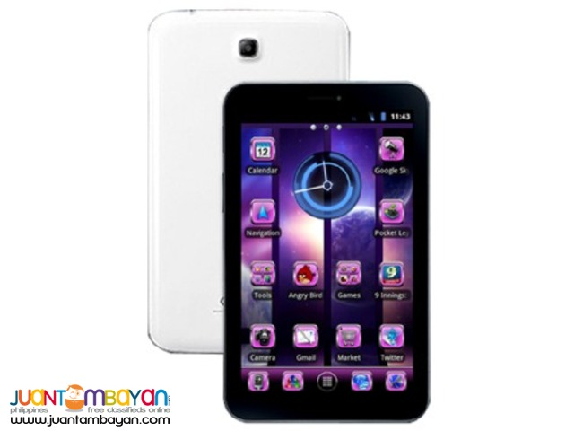Buy 1 Take 1 Hybrid Galaxy Android TabPhone Simslot with Bluetooth