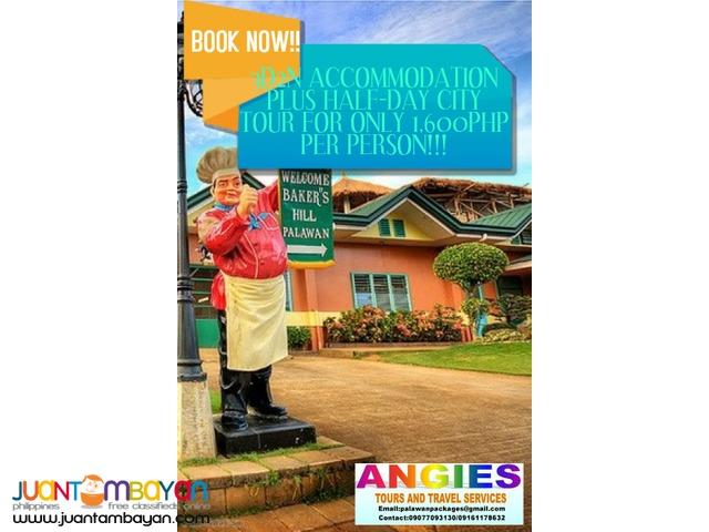 Biyahe na sa Puerto Princesa!