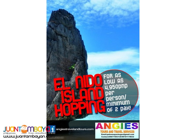 El Nido Island Hopping!