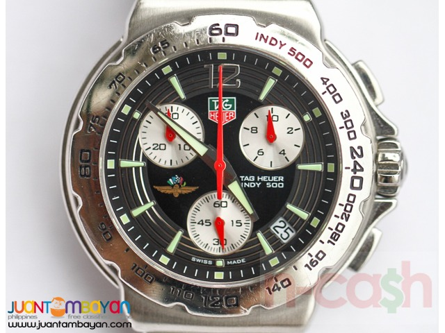Watch Buyer / Pawnshop - Omega, Tag Heuer, Breitling