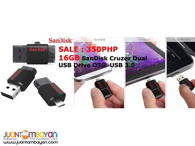 Sandisk USB OTG 16GB
