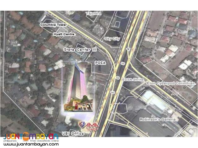 Condo in Metro Manila Mandaluyong near Establishments