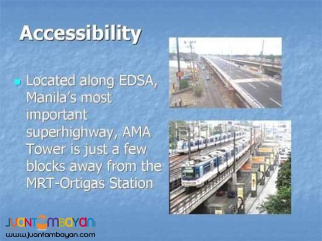 Condo in Mandaluyong Metro Manila near The Podium