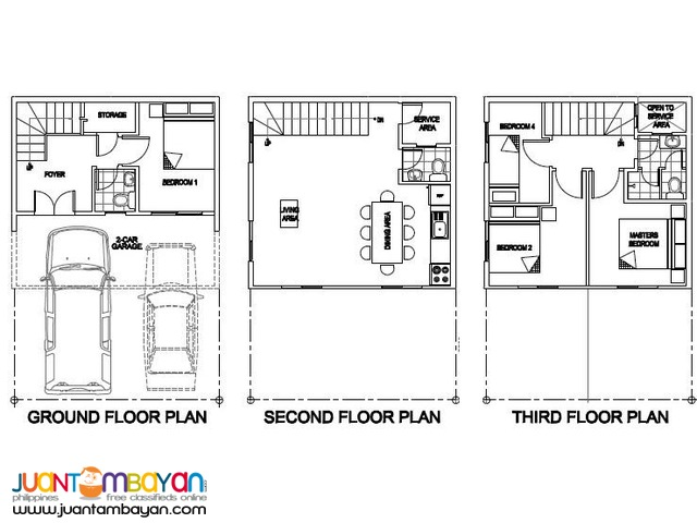 PH126 Affordable Townhouse in Mandaluyong