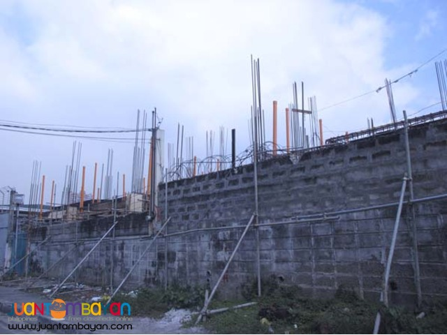 PH141 Townhouse in Sta. Mesa Heights