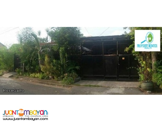 PH165 Pasig City House and Lot