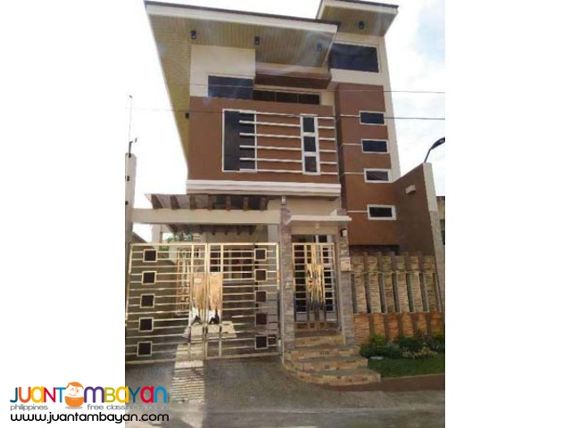 PH326 House and lot in Pasig City