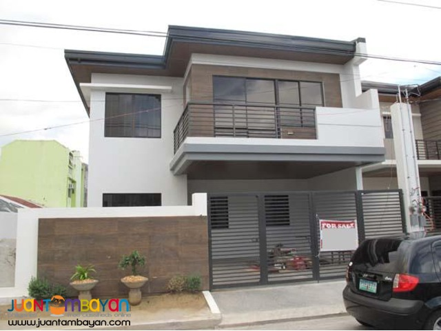 PH170 House and Lot in Greenwoods Pasig For Sale