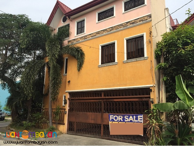 PH187 Townhouse in Greenwoods Pasig For Sale