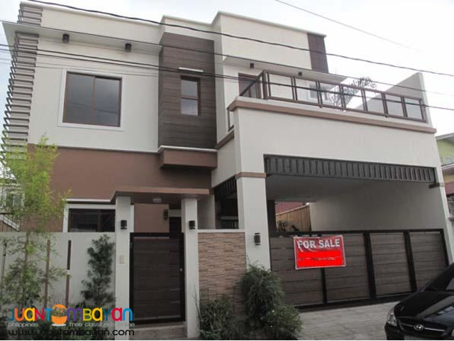 PH198 Classy Townhouse w/ swimming pool in Pasig