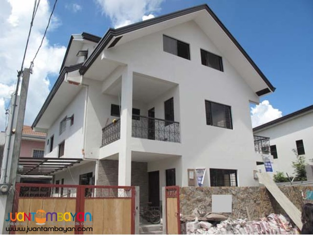 PH199 House and Lot w/ Swimming Pool in  Pasig Near Ortigas Avenue