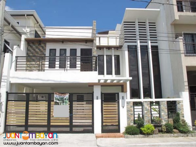 PH190 Townhouse For Sale in Pasig near Ortigas Avenue