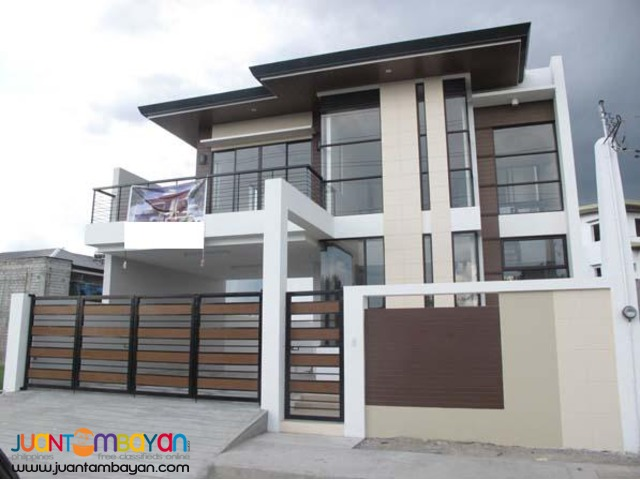PH196 For Sale House and lot in Pasig Near Ortigas Avenue