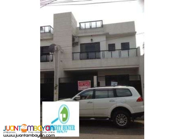 PH272 Townhouse in Taytay Rizal