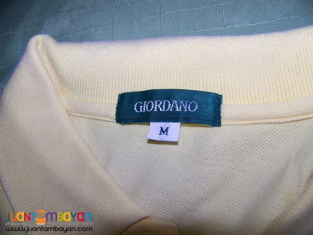 Pre-Loved LSH8120 Giordano. Made and bought in Hong Kong.