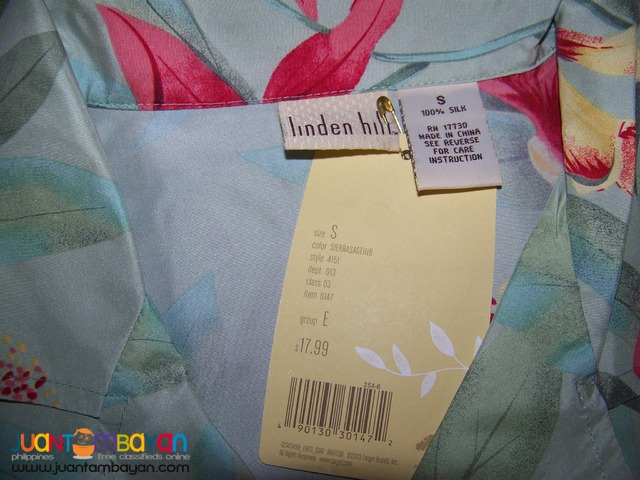 Brand New, LBL8116 Linden Hill, Made in China, Bought in USA.
