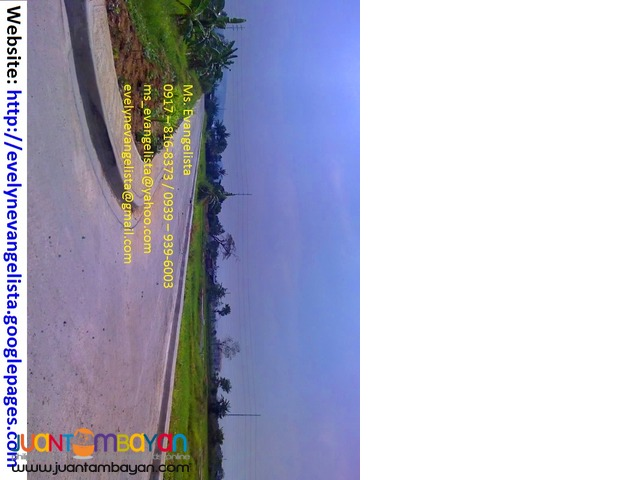 Res. lot for sale in Cainta Greenland Exec. Village Phase 3B