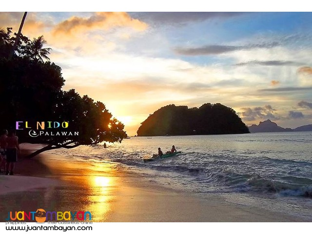 Palawan Packages, El Nido and Underground River tour