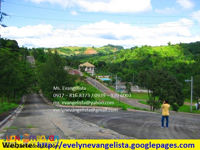 Res. lot for sale in Kingsville Heights Brgy. Inarawan Antipolo City