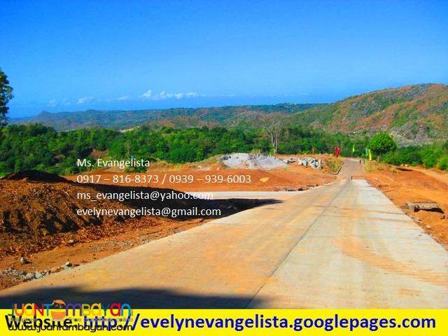 Res. lot for sale in Oro Vista Grande Brgy. Inarawan Antipolo City