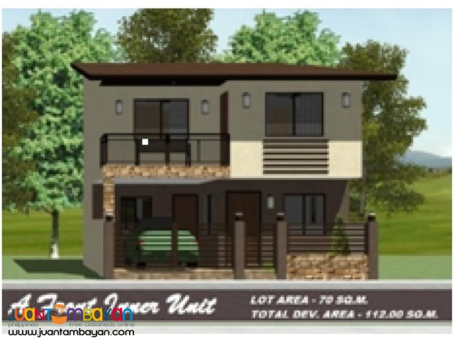 PH218 Single Attach House and Lot in Parañaque City for Sale
