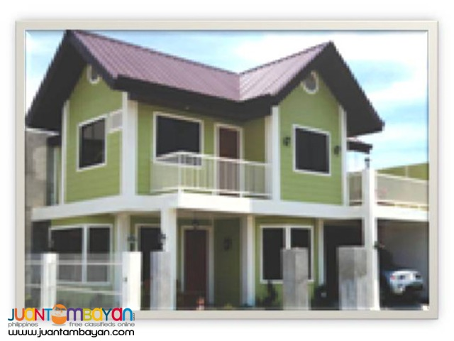 PH220 Townhouse Deluxe in Parañaque for Sale
