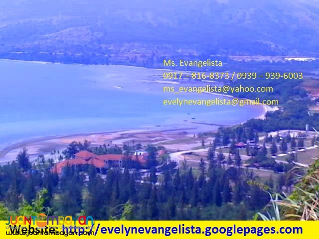 Res. lot for sale in Club Morocco Cabitaugan Subic Zambales