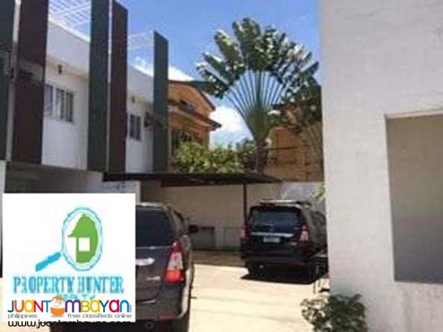 PH221 Parañaque City Townhouse for Sale