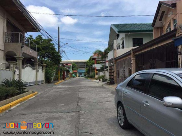 PH291 House and Lot for Sale in Parañaque City