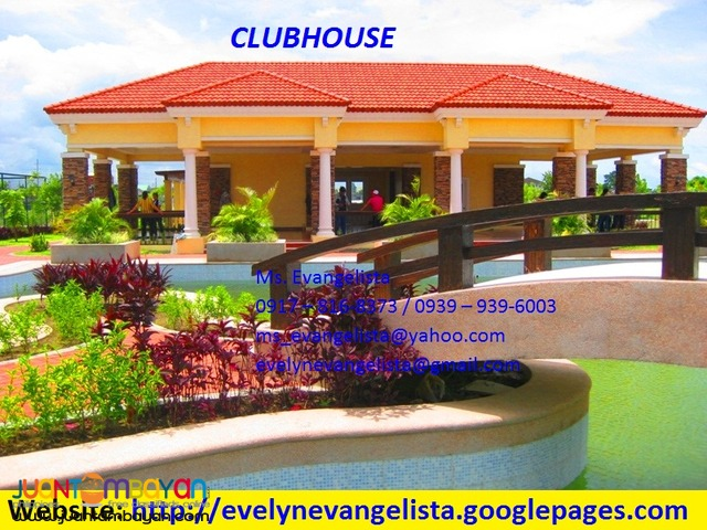 Res. lot for sale in ITC Woodlands Malanday Valenzuela City