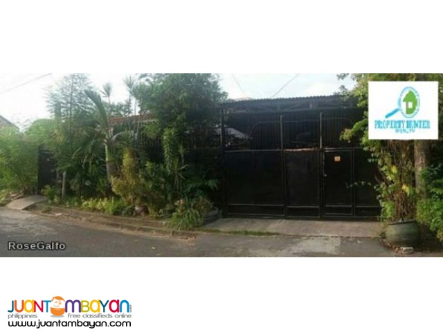 PH228  House and Lot in Las Piñas City