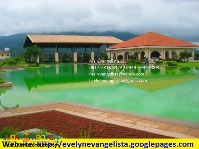 Res. lot for sale in Ponte Verde de Sto. Tomas Batangas phase2