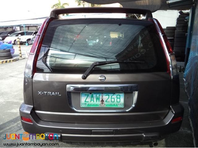2005 Nissan X-Trail A/T