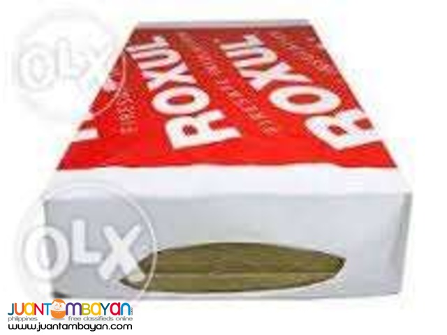 Rockwool insulation board .6m x 1.2m