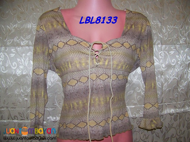 Pre-Loved LBL8133 Moda International. Made and Bought in USA.