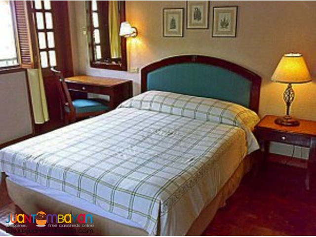 Half day Tagaytay sightseeing tour, stay for 2 nights