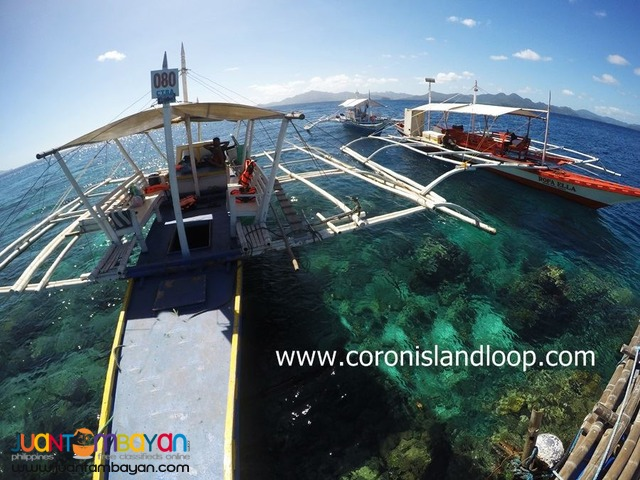 3D2N Coron Tour Package