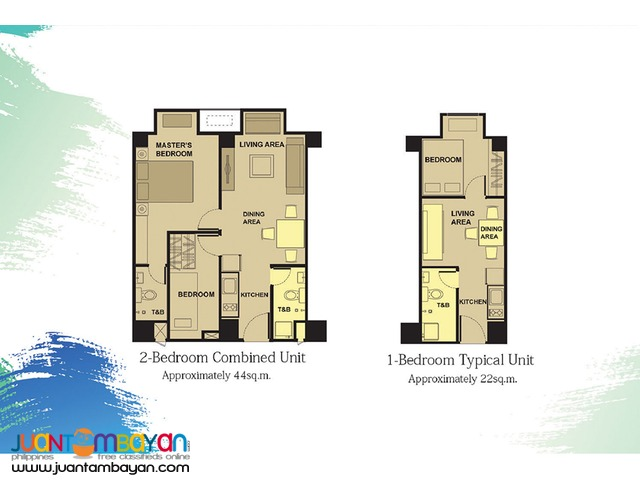 Condominium with complete sports complex. VS2