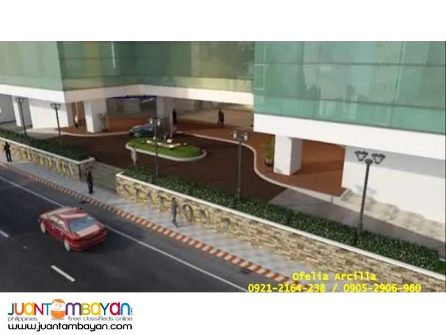 Condominium with complete Sports Facilities