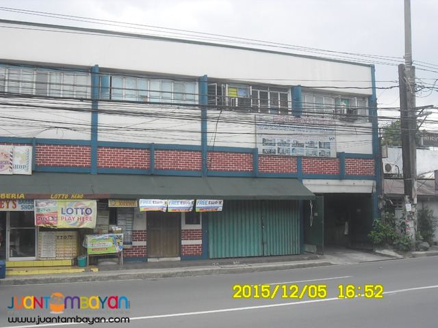 LOT AND COMERCIAL  BUILDING