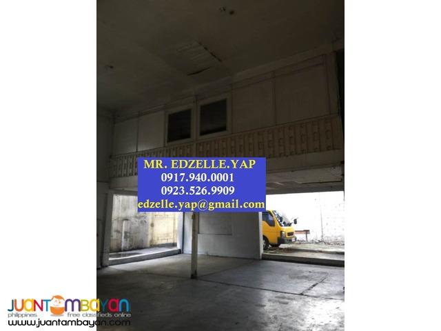 Warehouse for Sale Mindanao Ave. Quezon City