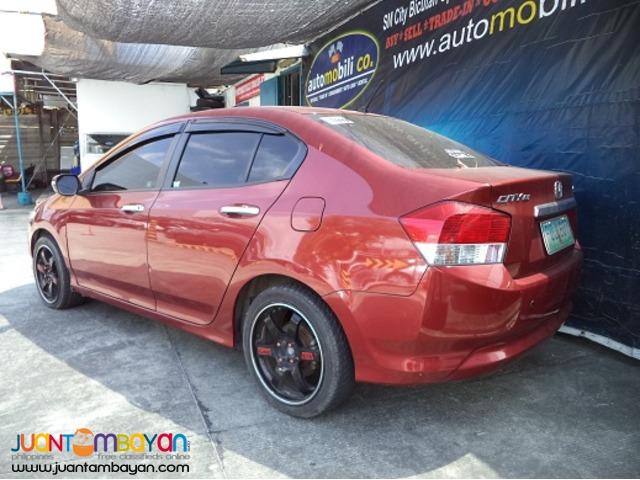 2011 Honda City E i-VTEC