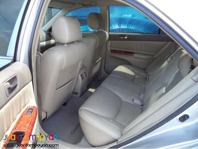 2005 Toyota Camry V