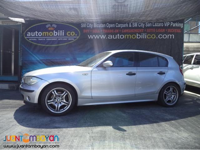 2007 BMW 118i
