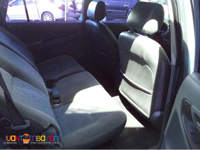 2008 Toyota Innova E